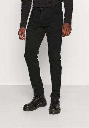JOY HYBRID - Slim fit jeans - black denim