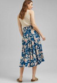 Esprit - A-snit nederdel/ A-formede nederdele - bright blue - 2