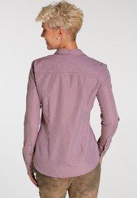 Spieth & Wensky - Button-down blouse - dunkelrot - 1