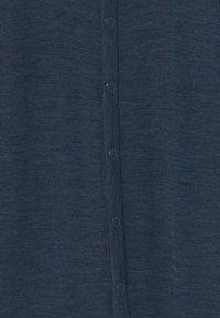 Lindex - ONESIES BABY UNISEX - Pyjamas - blue melange - 3