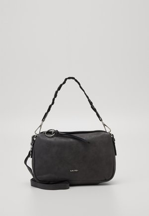 LUZY - Across body bag - grey