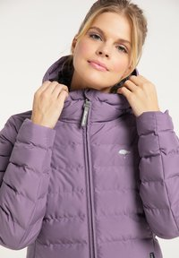 Schmuddelwedda - Winter coat - rauchlila - 3