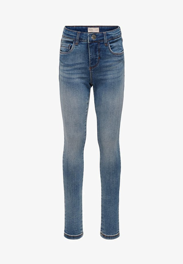 Jeans Skinny - medium blue denim