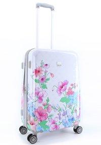 ELLE - Wheeled suitcase - weiß - 2