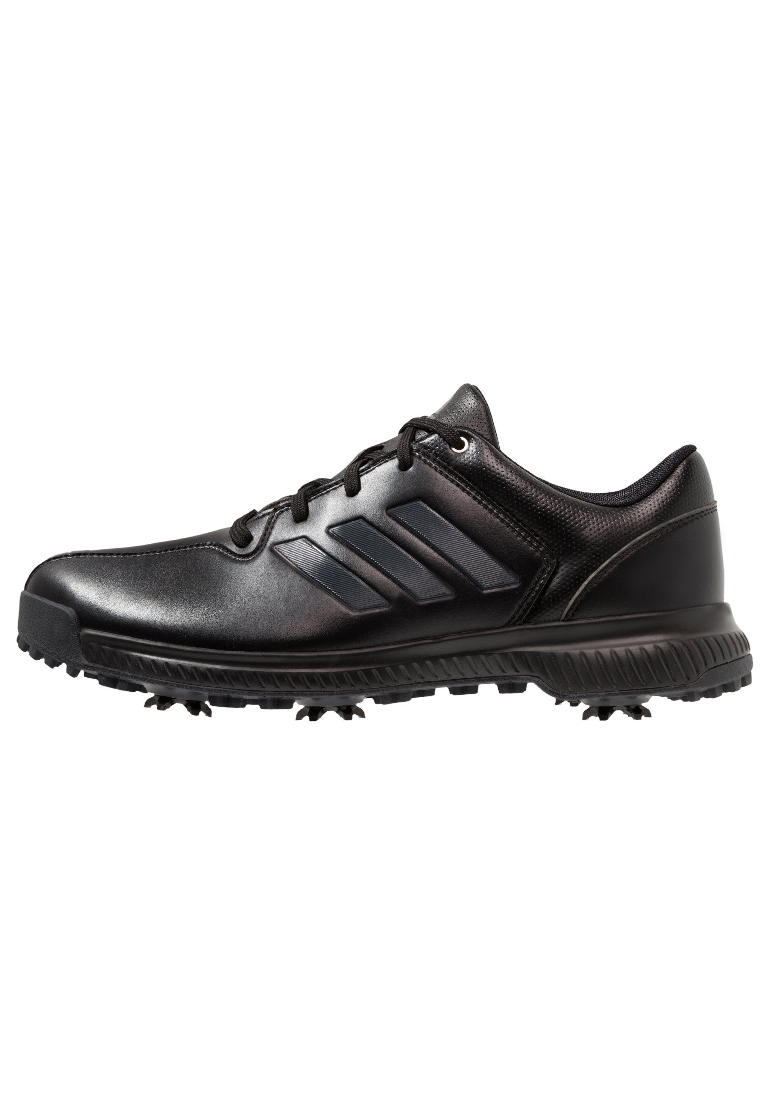 Adidas Golf Cp Traxion - Golfkengät Core Black/carbon/iron Metallic