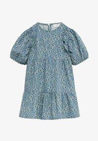 Mango - VIVIAN - Day dress - blu - 0