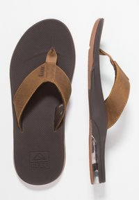 Reef - FANNING LOW - Infradito - brown - 1