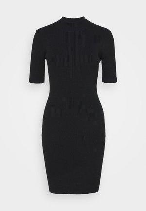 TAHLIA TRUE MINI DRESS - Jumper dress - black