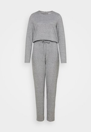 CITY  - Jumpsuit - medium grey melange