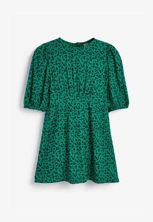 PUFF - Day dress - green