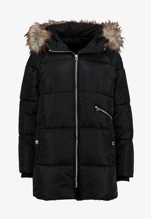 PARK JA - Abrigo de invierno - black