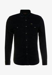 Lee - CLEAN WESTERN - Koszula - black - 4