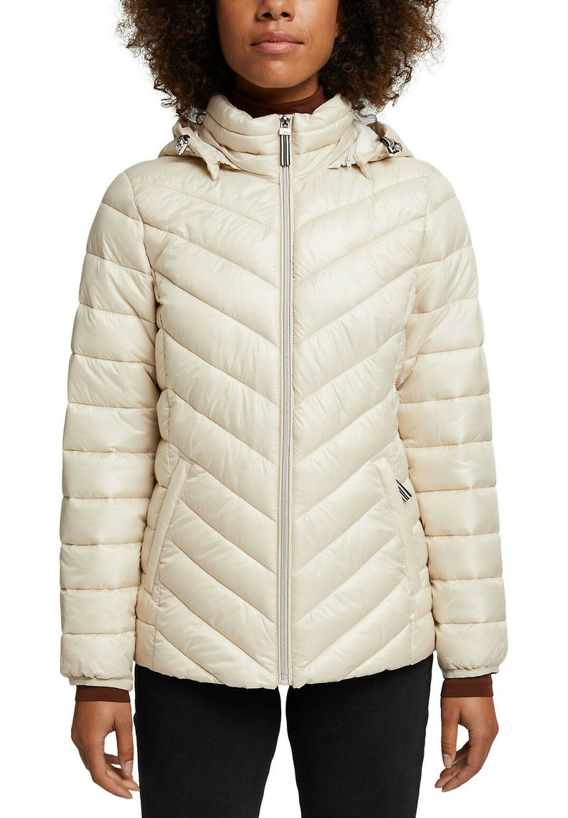 Esprit - Winter jacket - cream beige