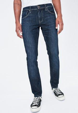 CLE-VE - Slim fit jeans - dark blue
