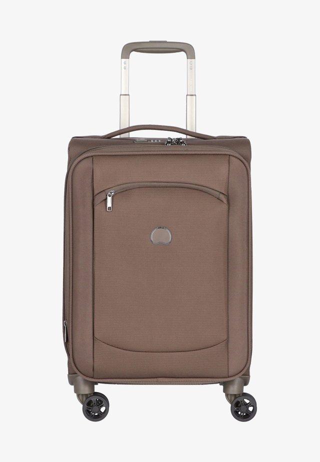 MONTMARTRE  - Wheeled suitcase - khaki