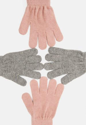MAGIC GLOVES 2 PACK - Gloves - misty rose