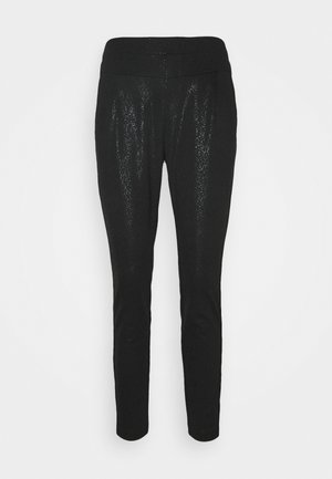 ANETT PANT - Trousers - pitch black