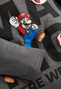 Next - MARIO LONG SLEEVE T-SHIRT - Long sleeved top - grey - 2