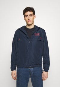 EA7 Emporio Armani - GIUBBOTTO - Training jacket - navy blue - 2
