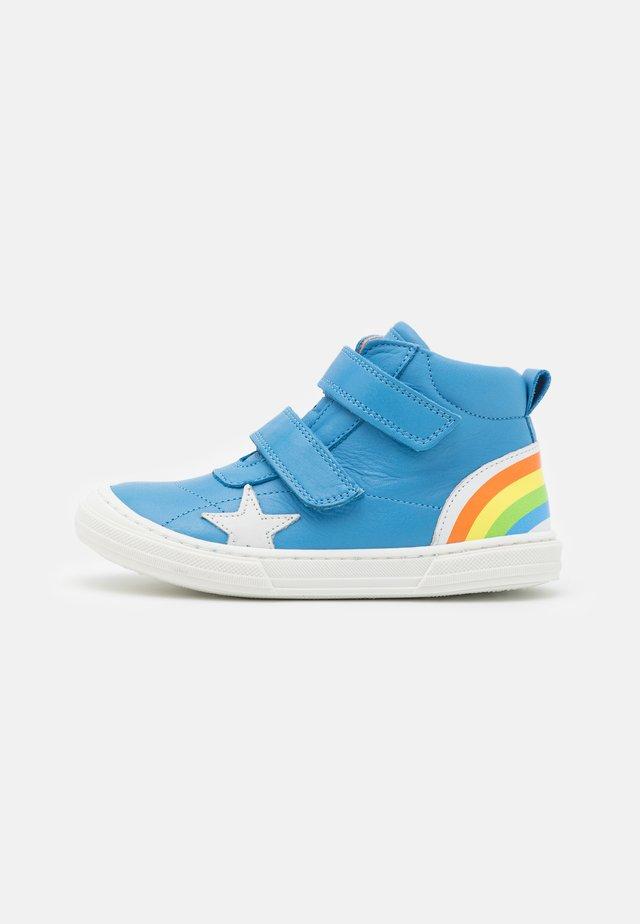 RAINBOW - Sneakers hoog - sky blue