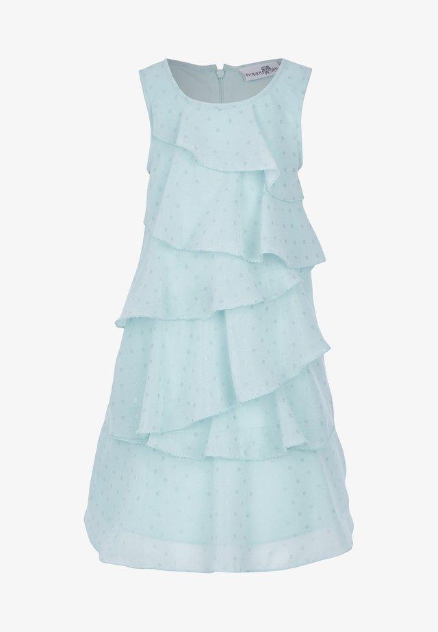 Sukienka koktajlowa - ice blue