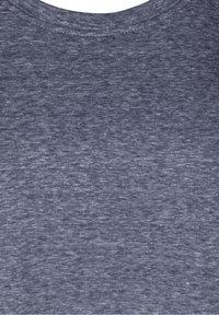 Zizzi - T-shirts - dark blue - 4