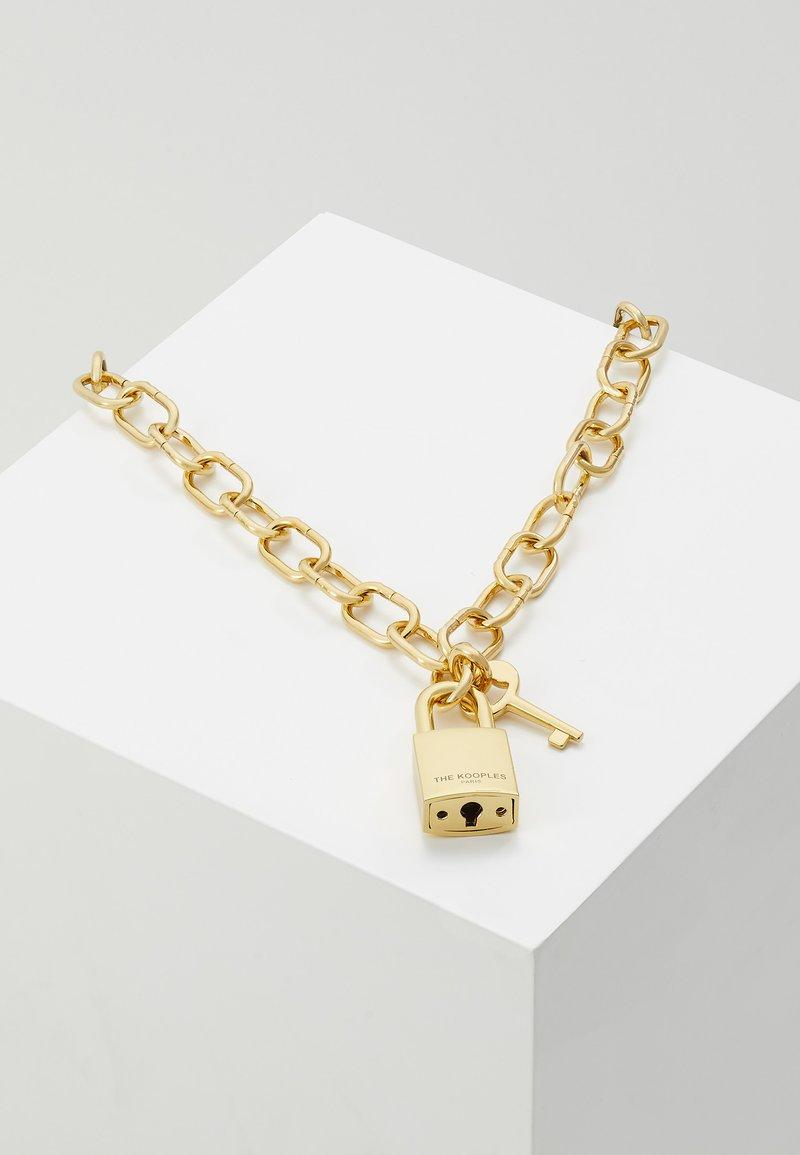 The Kooples - COLLIER CADENASWOMEN - Necklace - gold-coloured