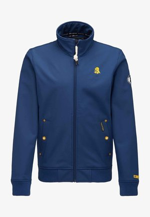 Waterproof jacket - dark blue
