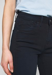 G-Star - LHANA HIGH SUPER SKINNY - Jeans Skinny Fit - worn in midnight - 4