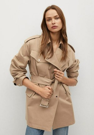 MALDIVA - Trench - marron moyen