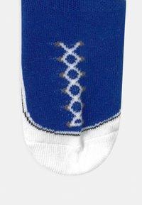 Converse - CHUCK INFANT TODDLER QUARTER 3 PACK UNISEX - Socks - converse blue - 3
