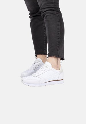 Ydun NSC - Baskets basses - white
