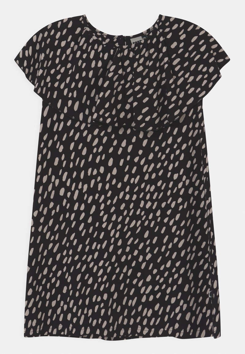 Papu - TIDE - Žerzejové šaty - black