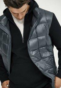 Massimo Dutti - Down jacket - dark blue - 5