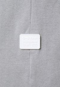 G-Star - RAW SLEEVE LOGO - Top sdlouhým rukávem - steel grey - 3