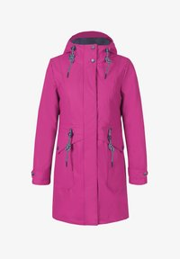Dingy Rhythm Of The Rain - DINGY RHYTHM OF THE RAIN REGENMANTEL AMY - Parka - rose rot - 3