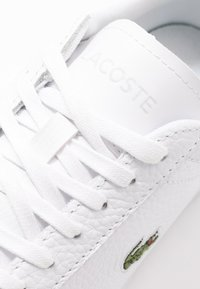 Lacoste - CARNABY  - Baskets basses - white - 2