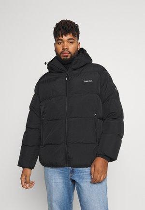 CRINKLE JACKET - Winter jacket - black