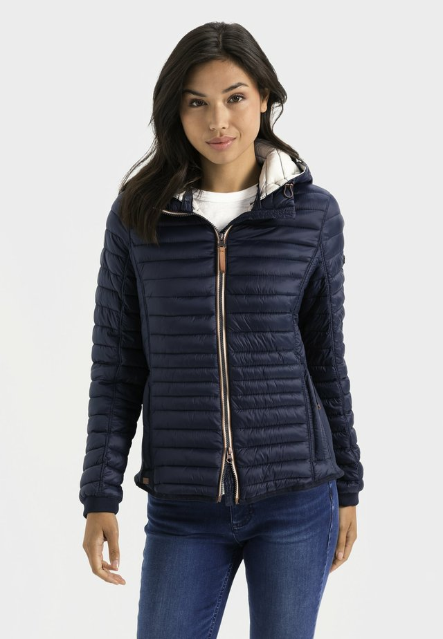 STEPPJACKE - Winter jacket - navy