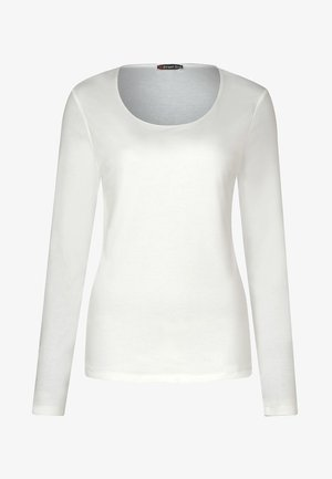 LANEA - Long sleeved top - white