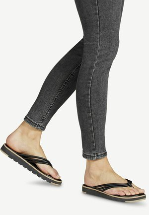 T-bar sandals - black uni