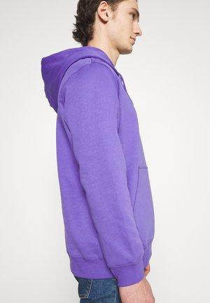 STANDARD HOODIE - Felpa con cappuccio - purple