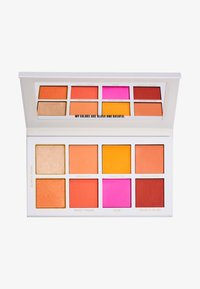 scott barnes - CHIC CHEEK NO 1 - Gezichtspalet - multicoloured - 0