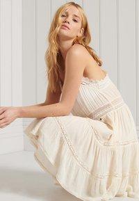 Superdry - ALANA - Day dress - buttercream - 2