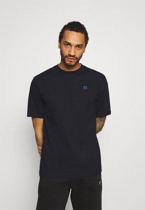 BASELINER ICONIC REGULAR TEE UNISEX - Basic T-shirt - black