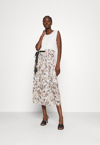Liu Jo Jeans - ABITO - Jersey dress - offwhite - 1