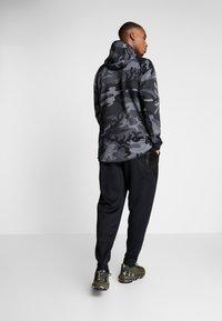Nike Performance - SHOWTIME PRINT - Träningsjacka - dark grey/black - 2