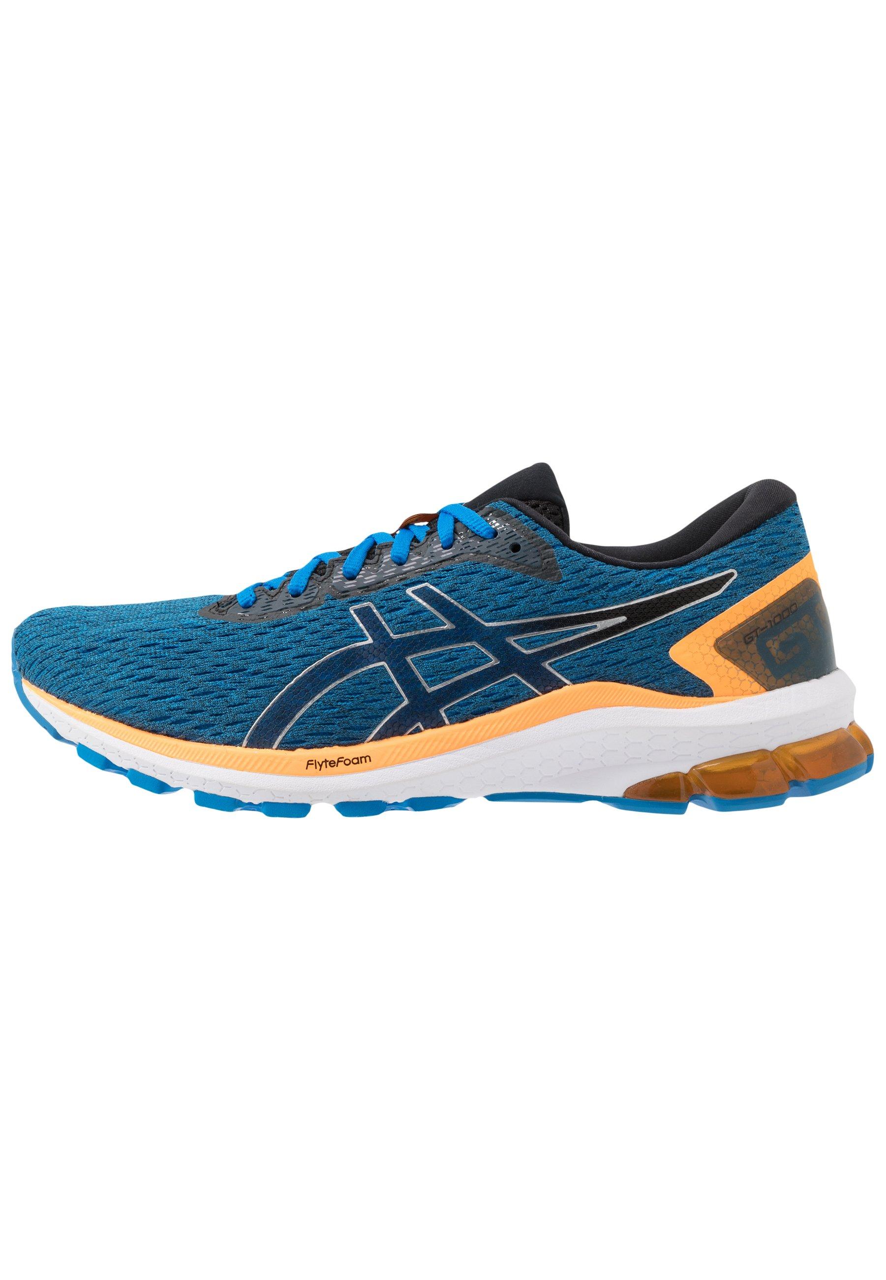 ASICS GT-1000 9 - Chaussures de running stables - electric blue ...