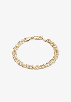 CHEVRON - Armband - gold
