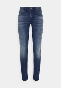 Redefined Rebel - LYON - Jeans Skinny Fit - dark denim - 3